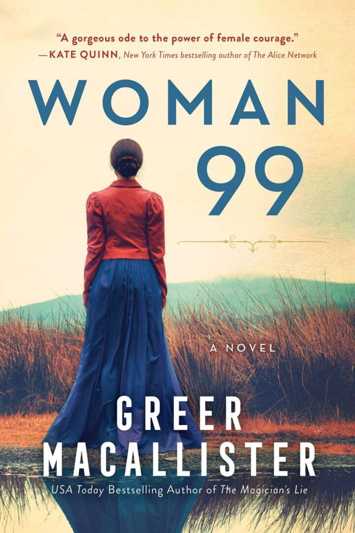 Woman 99, de Greer Macallister