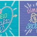 Desveladas las cubiertas de 'Dímelo bajito' y 'Dímelo en secreto', de Mercedes Ron
