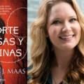 Sarah J Maas muestra la cubierta de 'A Court of Silver Flames'