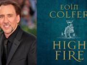 Nicolas Cage participará en  la adaptación de 'Highfire' de Eoin Colfer