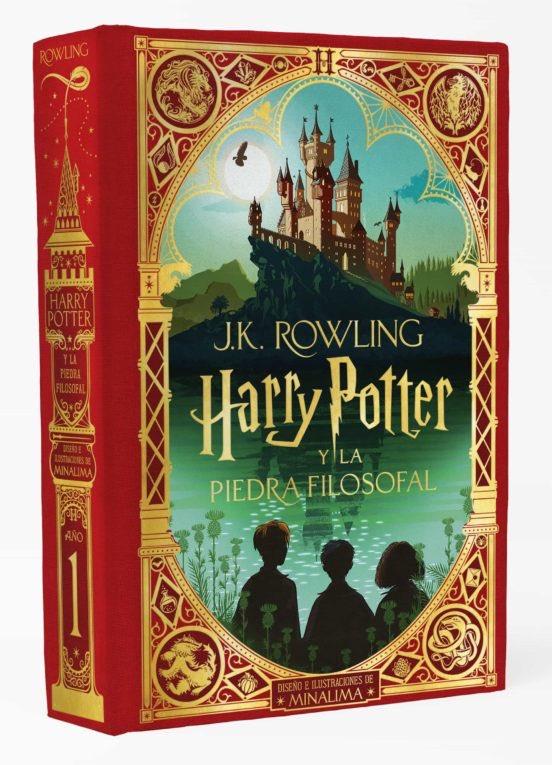 Así será la nueva edición ilustrada de 'Harry Potter y la