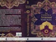 Desvelada la cubierta de 'La conjura de Aramat', de Victoria Álvarez