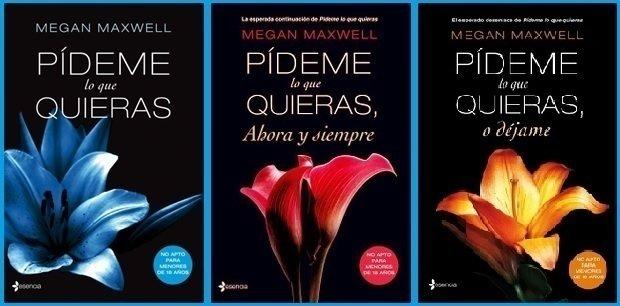 libros de megan maxwell pdf descargar gratis