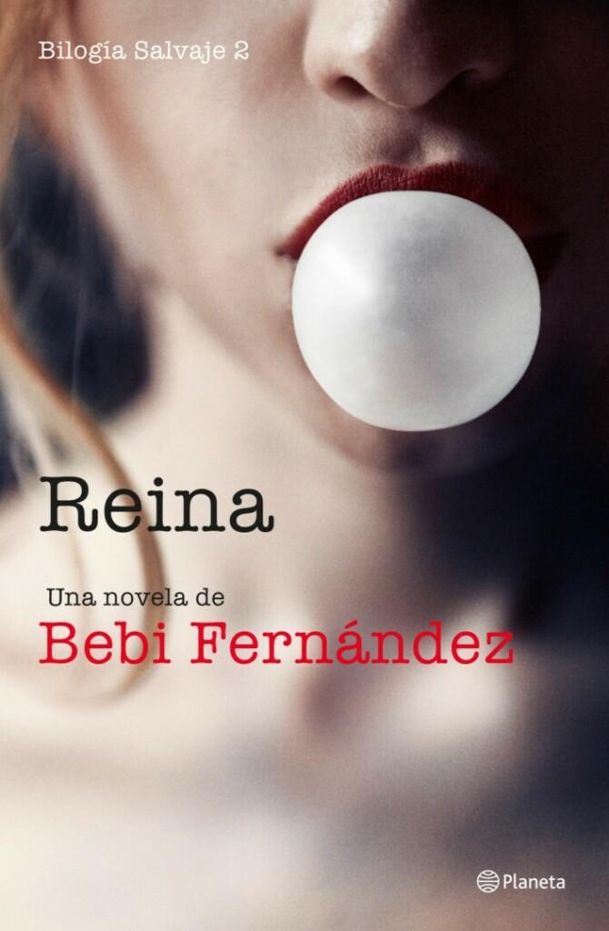 'Reina', el nuevo libro de Bebi Fernández, se publica en