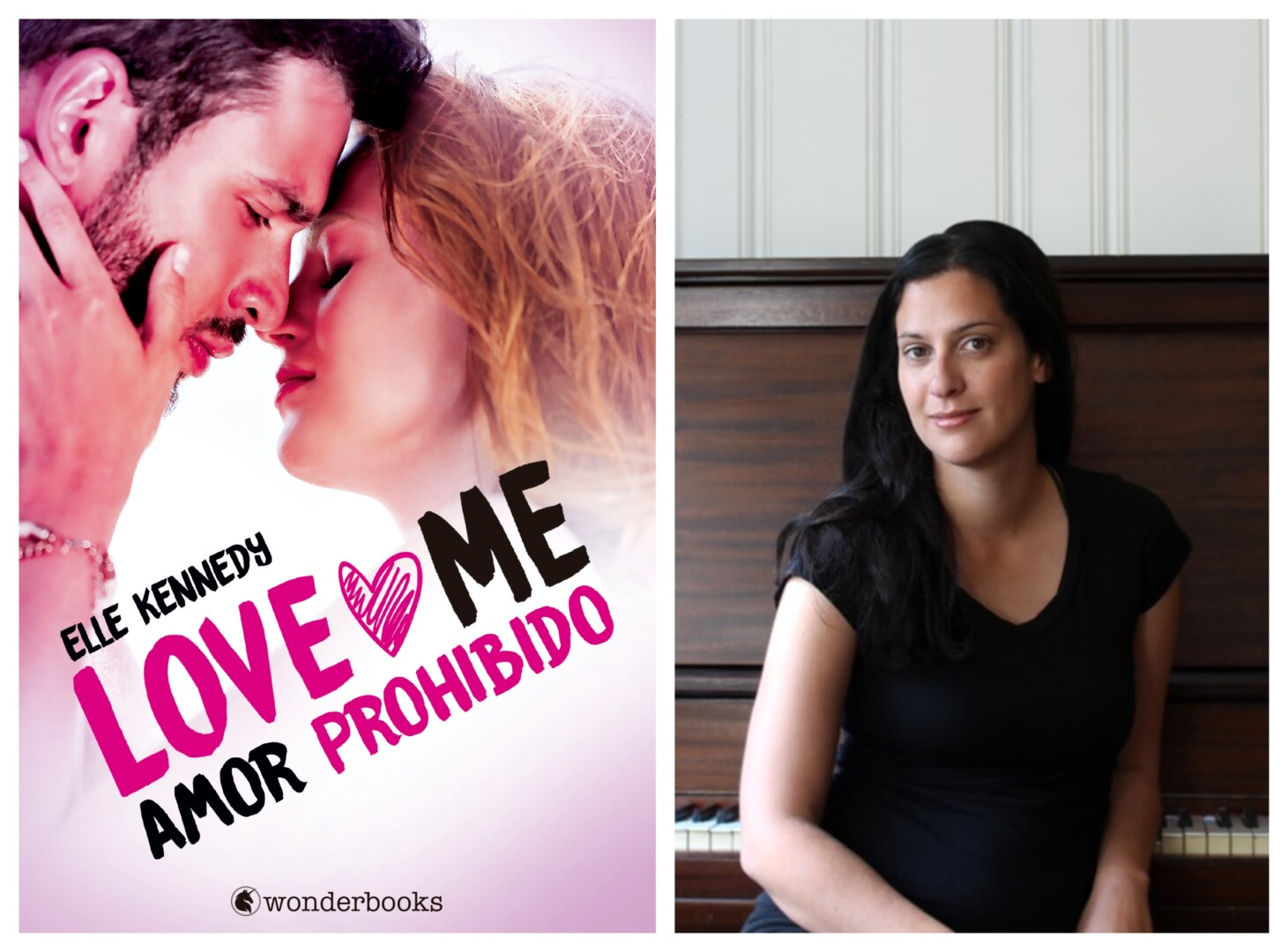 'Love me: amor prohibido' de Elle Kennedy, se publica a