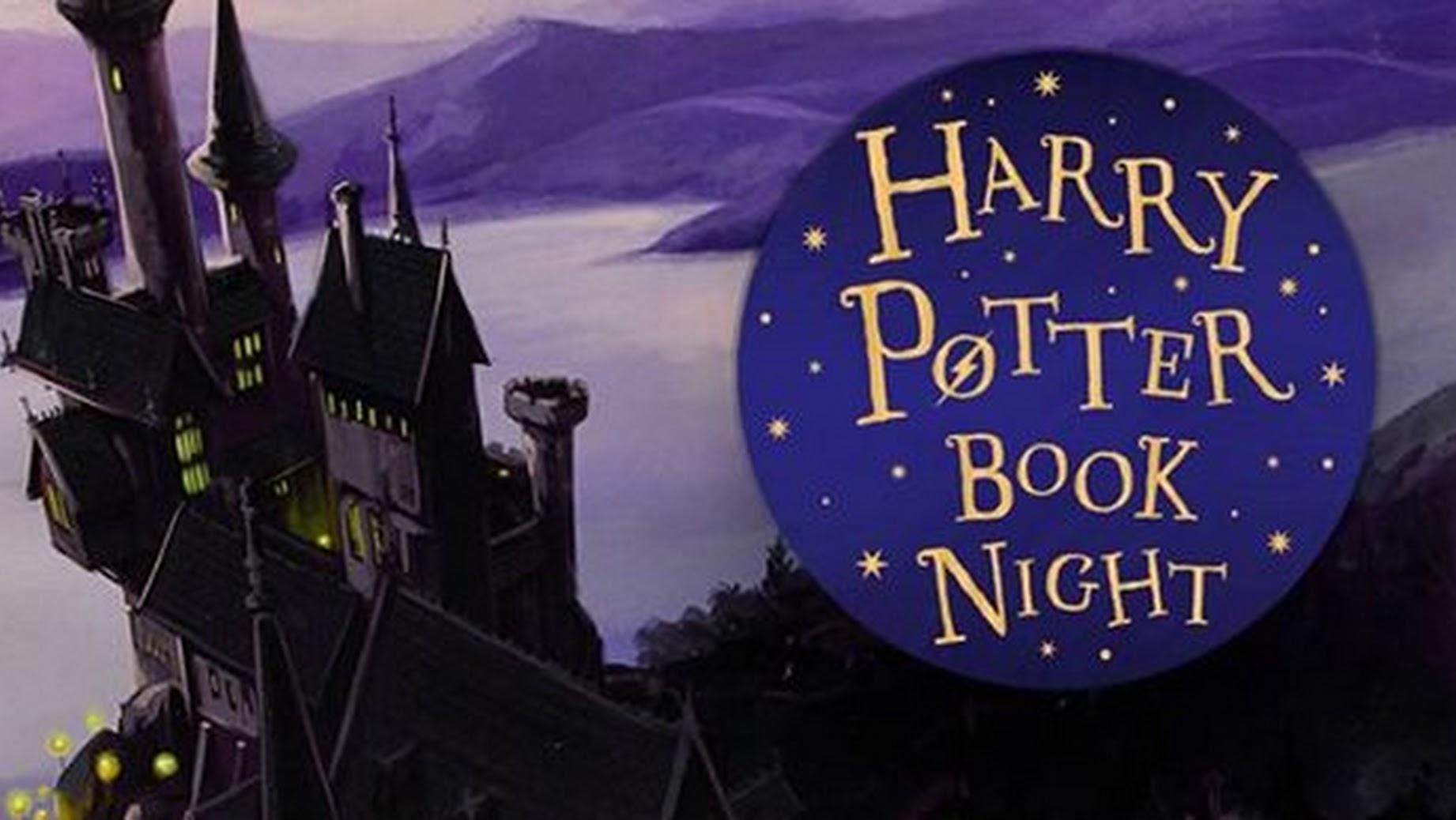 ¡Desvelado el tema y la fecha de la Harry Potter Book