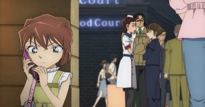 Imagen de la película 'Detective Conan: La Bala Escarlata'
