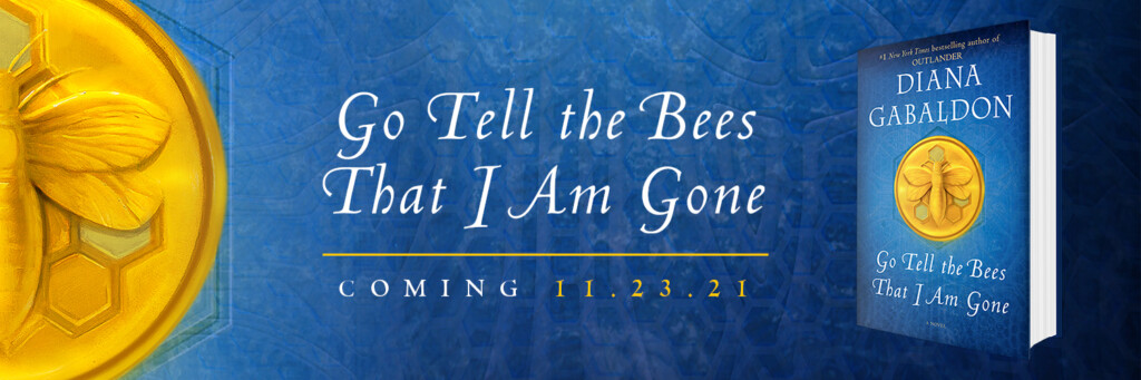 Portada Go Tell the Bees That I Am Gone