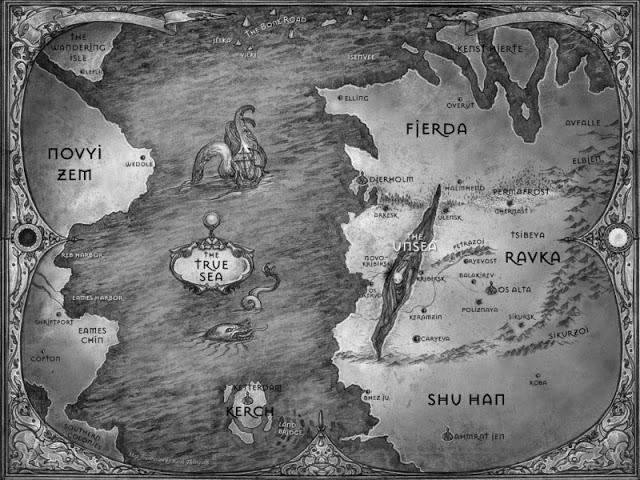 mapa sombra y hueso