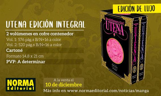 Utena Edición Integral