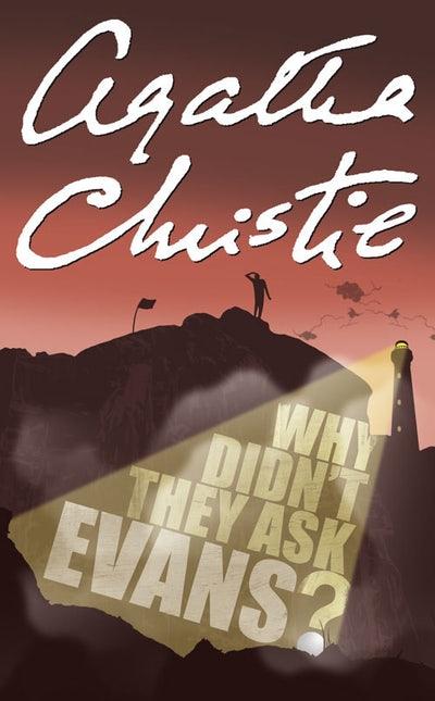 Portada de la novela 'La trayectoria del boomerang' de Agatha Christie