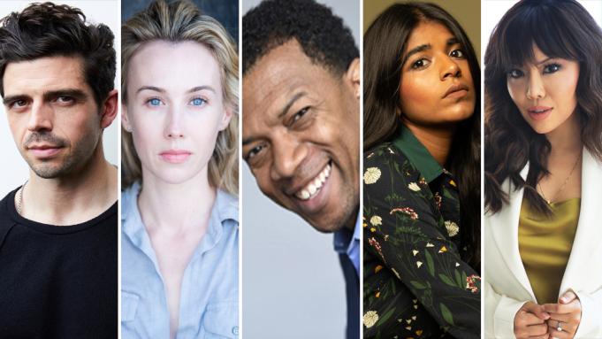 'Doom Patrol' continúa ampliando el reparto de la tercera temporada y encuentra a los actores de la Hermandad de Dada