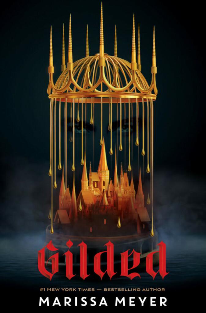 Portada del libro 'Gilded' de Marissa Meyer