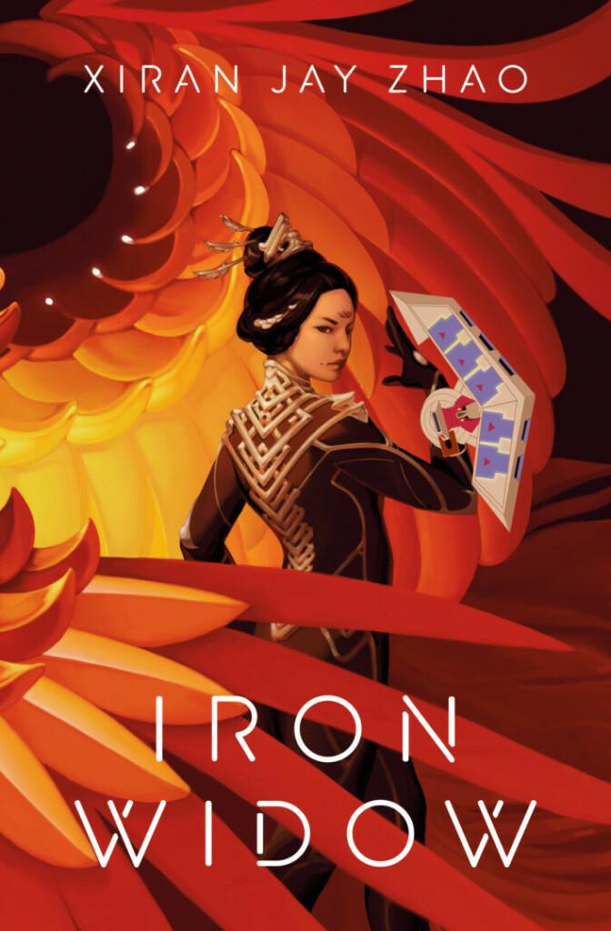 portada iron widow de Xiran Jay Zhao