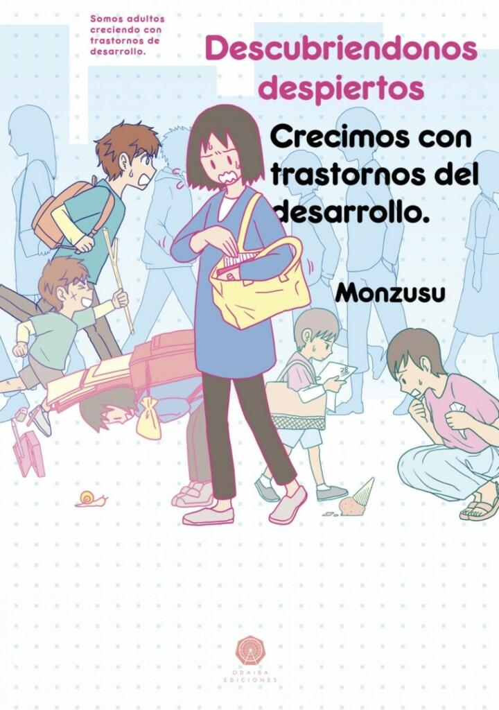 Portada en español de 'Descubriéndonos despiertos'