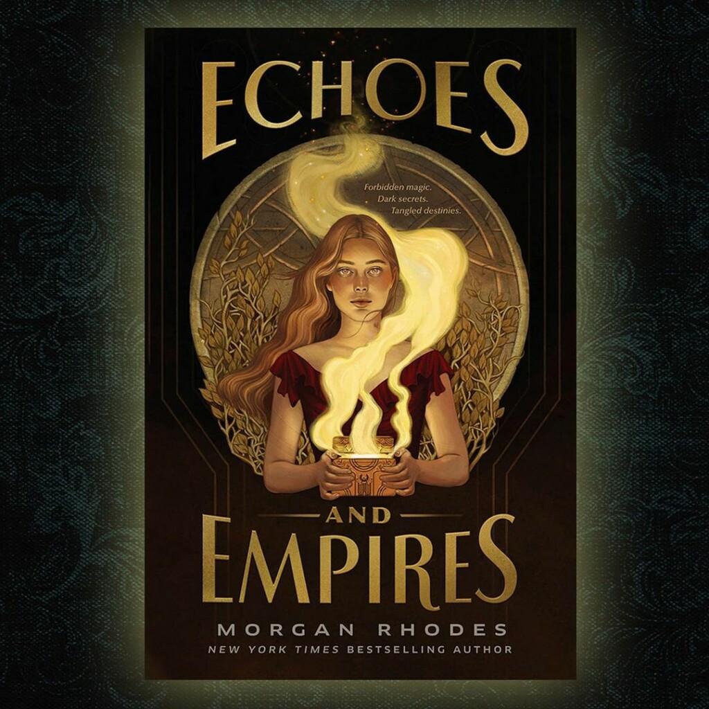Portada del libro 'Echoes and Empires'