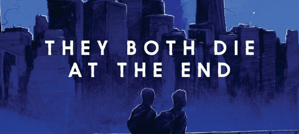Banner de 'They both die at the end'