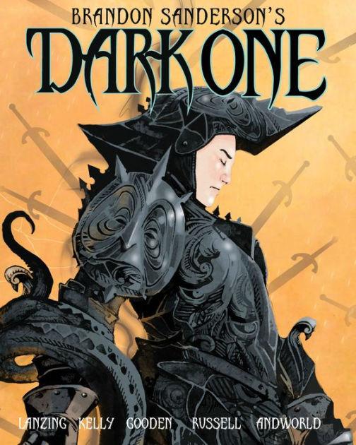 Portada del primer volumen de Dark One