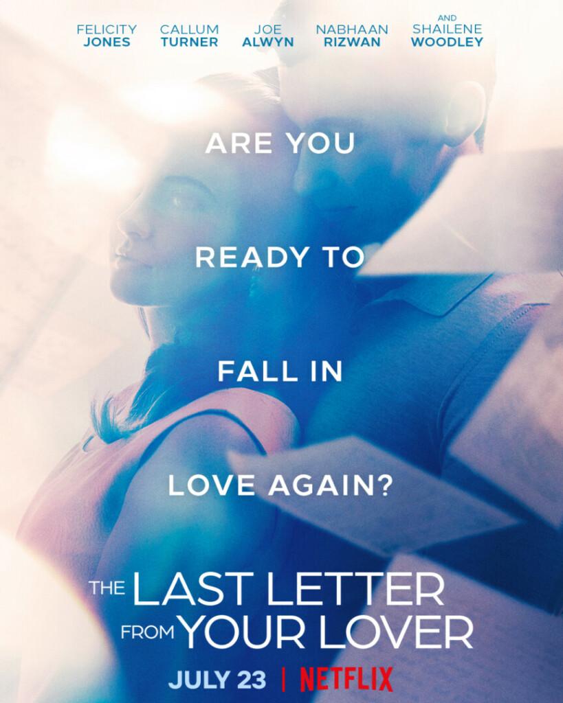 Banner de la adaptación de 'La última carta de amor'