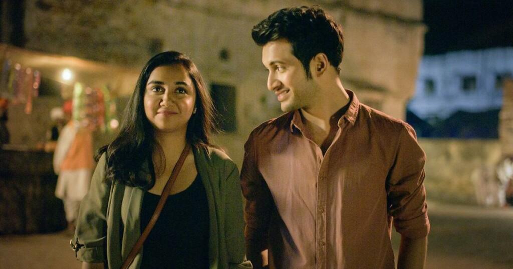 Fotograma de la serie 'Mismatched', adaptación de la novela 'When Dimple Met Rishi'