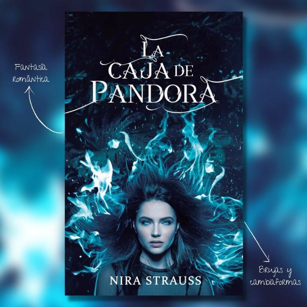 Portada de 'La caja de Pandora'