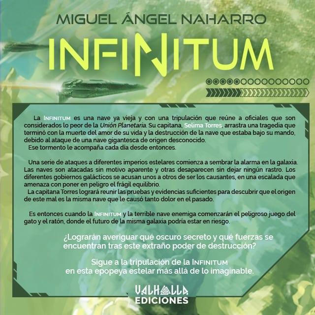 Sinopsis de 'Infinitum'