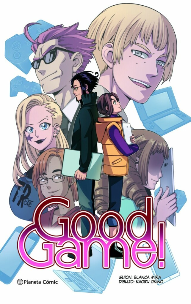 Portada oficial de 'Good Game!'