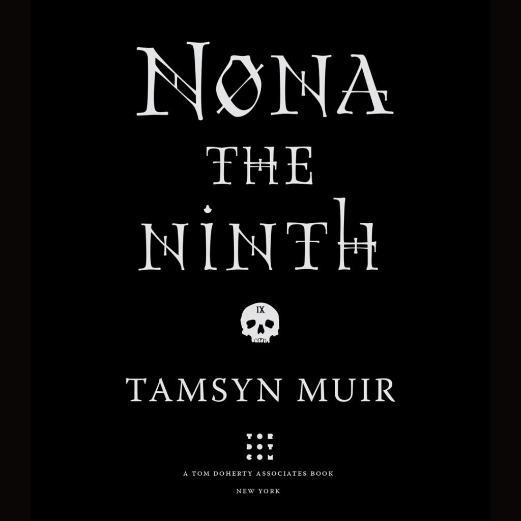 Cartel provisional de 'Nona la Novena' en inglés