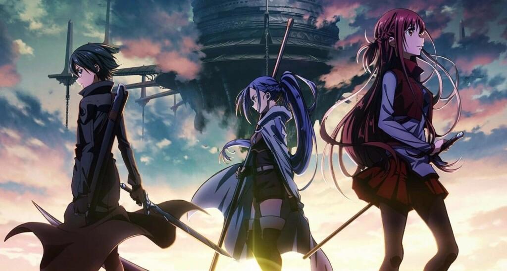 Sword Art Online Progressive: Aria of a Starless Night