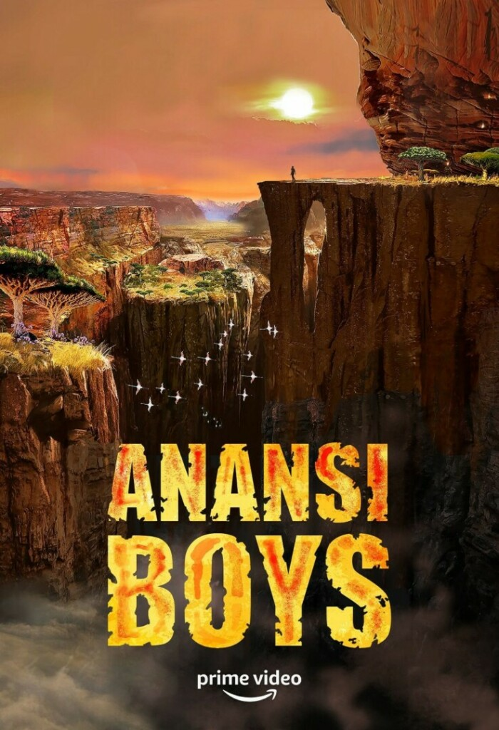 Los hijos de Anansi. Amazon Prime