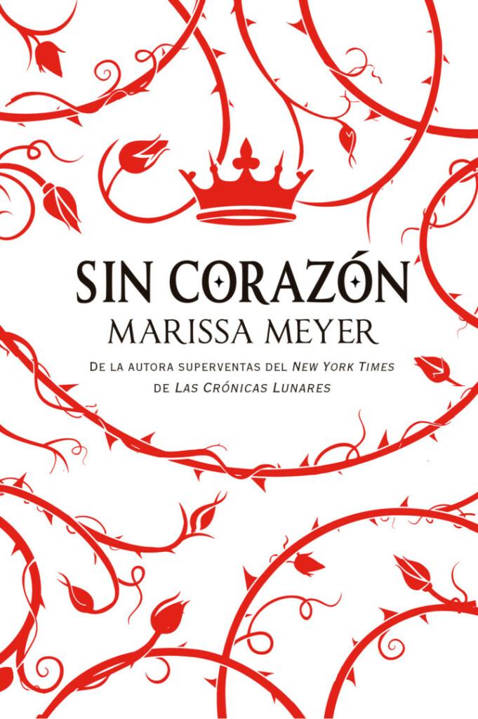 Nueva portada de la novela 'Sin corazón'