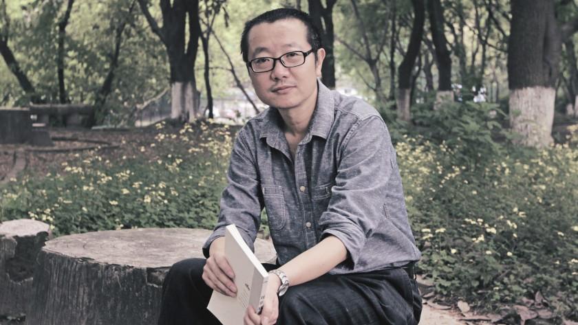 Fotografía del autor Cixin Liu