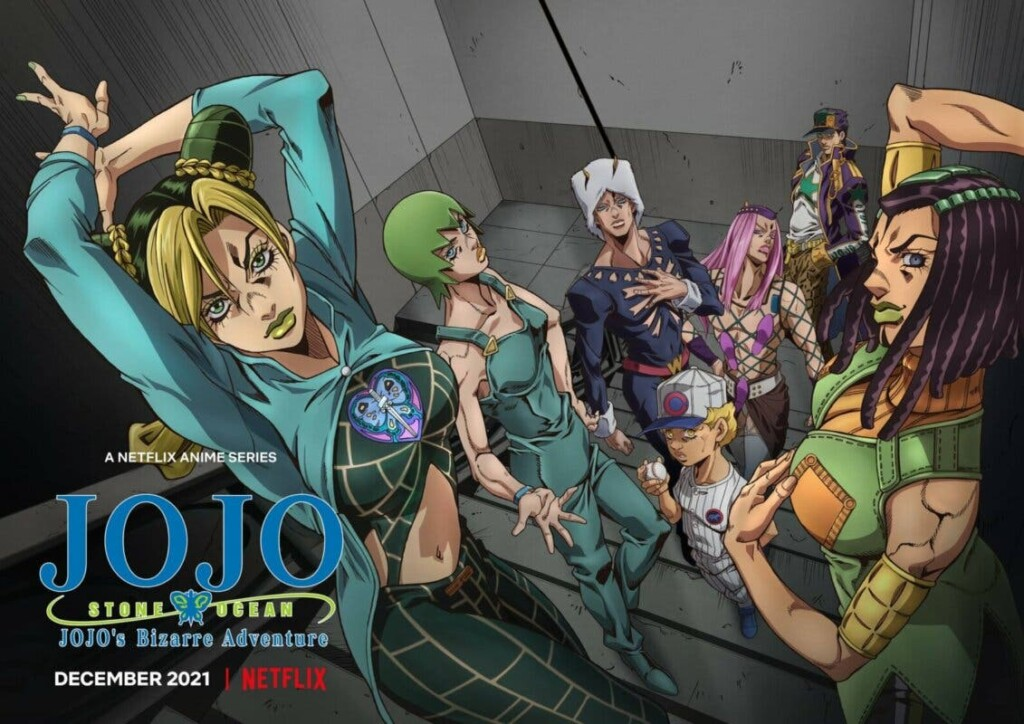JoJo's Bizarre Adventure: Stone Ocean