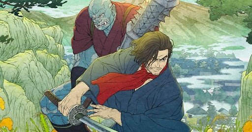 Imagen de la película Bright: Samurai Soul