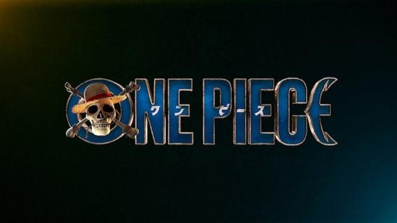 Logo de la serie live action 'One Piece'