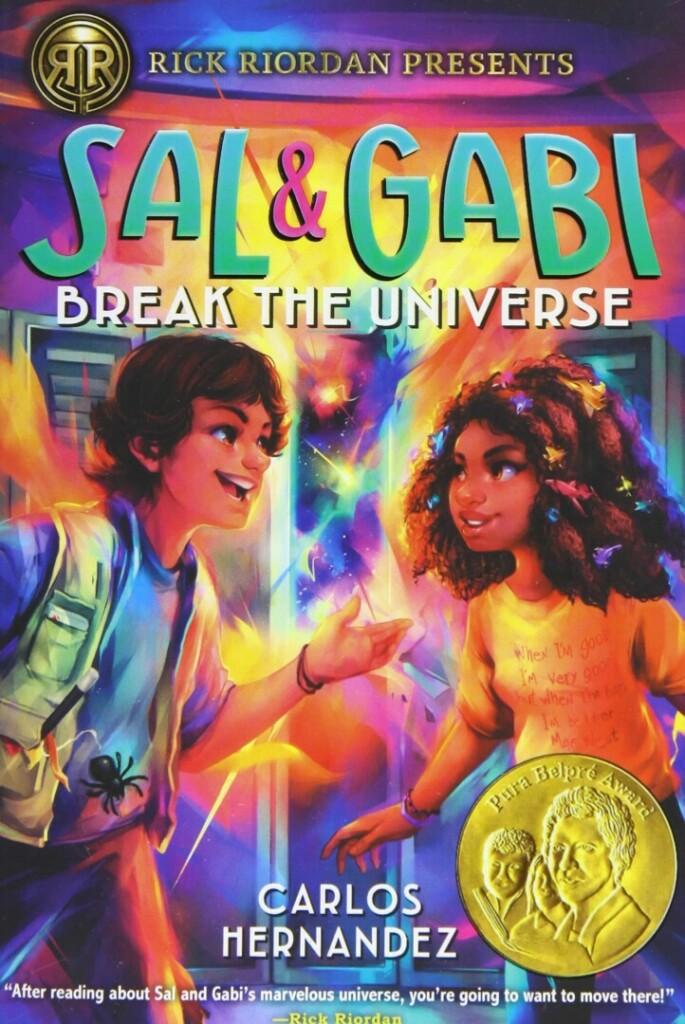 Cubierta de Sal & Gabi Break the Universe