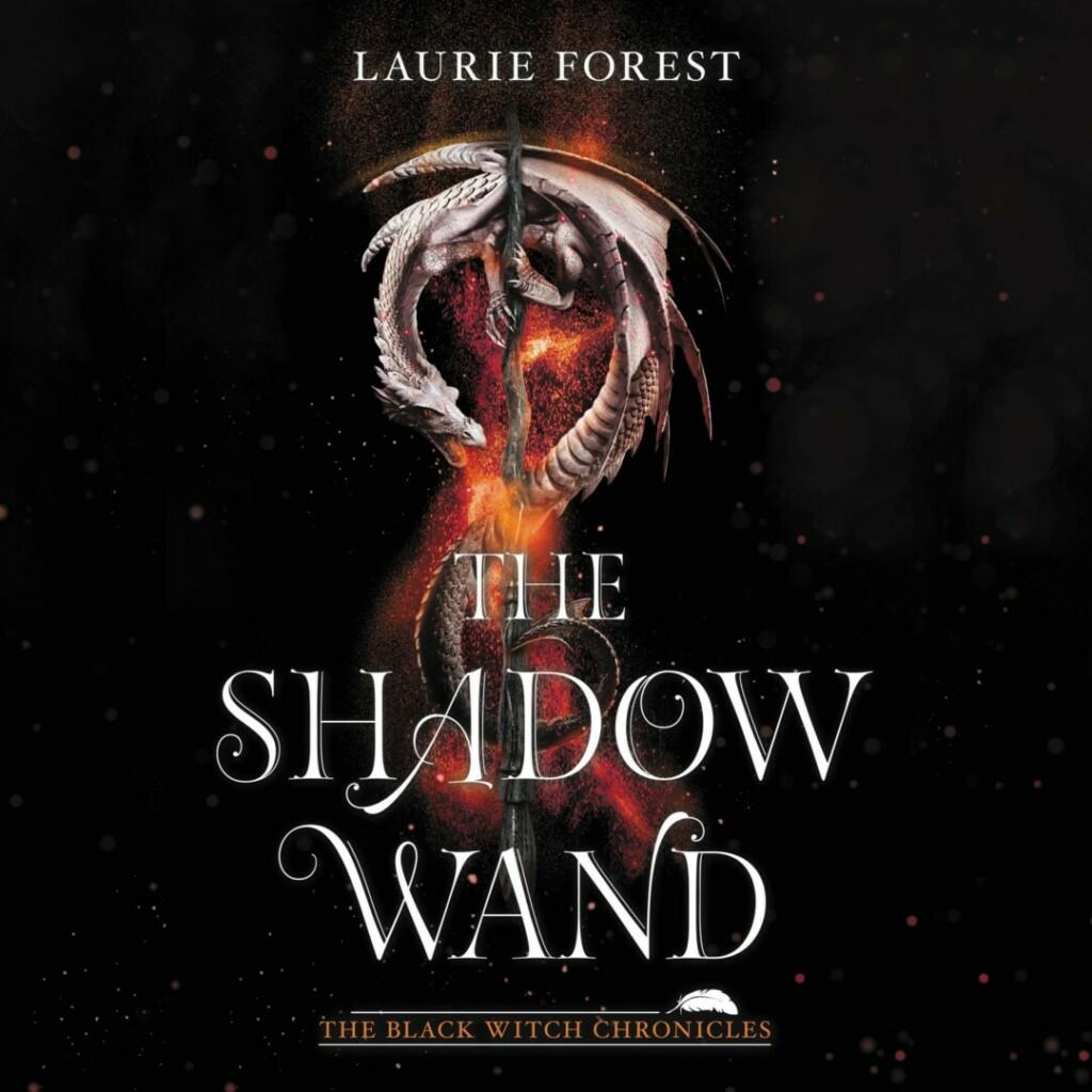 Cubierta en inglés de The Shadow Wand